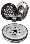 DUAL MASS FLYWHEEL DMF & COMPLETE CLUTCH KIT W/ CSC VAUXHALL VECTRA 2.2 16V